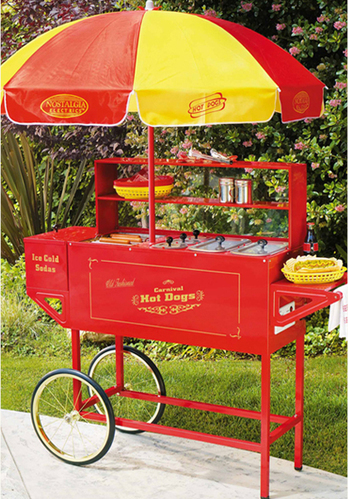 American Style Hot Dog Carts for Hire in London - Havingado.net | Car | Smartphones | Travel | Coupons | Scoop.it