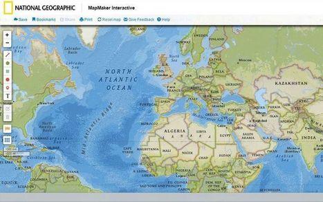MapMaker Interactive: crea gratis mapas temáticos interactivos | History 2[+or less 3].0 | Scoop.it