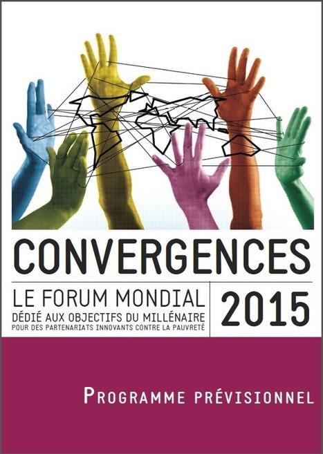 Programme | Le Forum mondial Convergences 2015 | Responsabilité sociale des entreprises (RSE) | Scoop.it