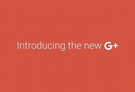 Google is relaunching the struggling Google+ social network | Social Media, etc. | Scoop.it