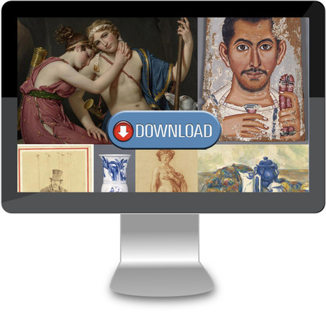 Getty Museum Sets 4,600 Images Free | Google Lit Trips: Reading About Reading | Scoop.it