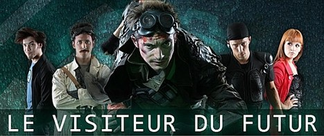 [web-série] Le Visiteur du Futur - saison 3 'Les Missionnaires', épisode 10 (fin de saison) | Imaginaire et jeux de rôle : news | Scoop.it