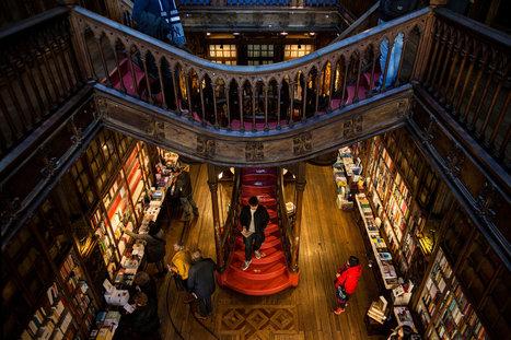 Templos para los lectores viajeros: librerías alrededor del mundo que debes conocer | Formar lectores en un mundo visual | Scoop.it