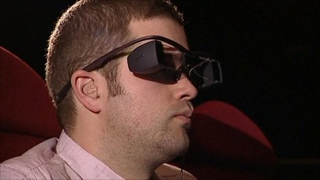 'Subtitle glasses' for deaf people | Technology for Teaching and Learning | Scoop.it