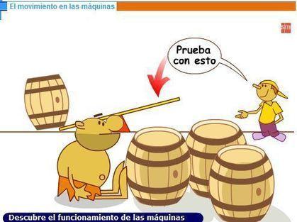 ESTRUCTURAS Y MECANISMOS | TECNO Y TIC | Tastets de TIC I TAC | Scoop.it