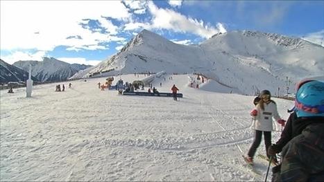 Il neige enfin dans les Pyrénées | Saint-Lary | Scoop.it