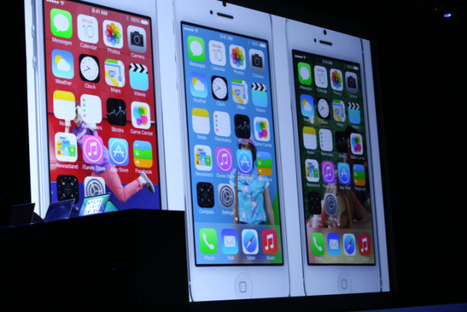 Apple Announces iOS 7 with 3D Parallax User Interface | 3D and Technology | Scoop.it