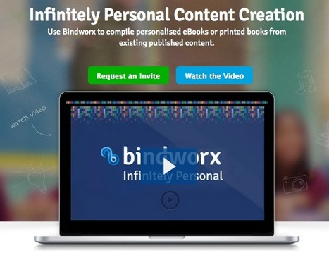 Curate Your Own (e)Book with Bindworx | Content Curation Marketing | Scoop.it