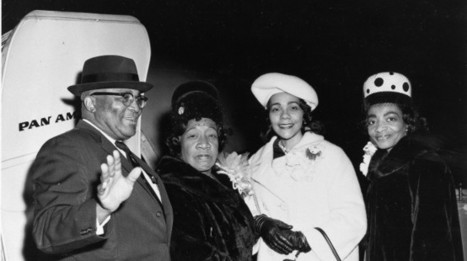 MLK's Mother Was Assassinated, Too: The Forgotten Women Of Black History Month | Upsetment | Scoop.it