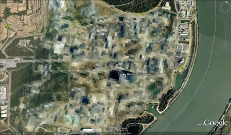 Explosion at French nuclear site; use historical imagery to see it in Google Earth   Geospatial   Scoop.it