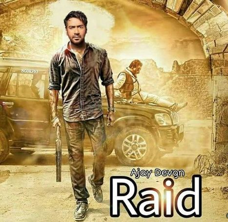 Raid full movie hd