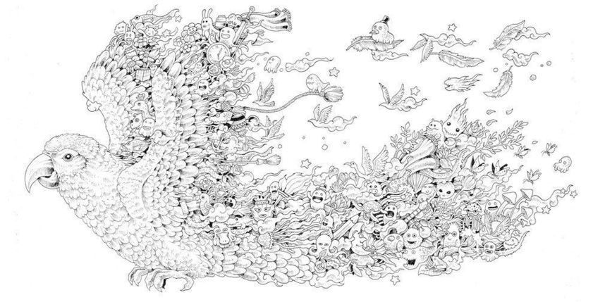 Mythomorphia an extreme coloring and search ch mythomorphia an extreme coloring and search ch fandeluxe Choice Image