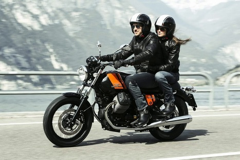 MOTO GUZZI: INTRODUCING THE NEW V7 RANGE | Vintage Motorbikes | Scoop.it