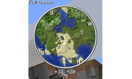 самая лучшая мини карта для майнкрафт 1.7.10 #9