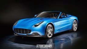 Design : Ferrari California Lusso Spider - Turbo.fr | Economie - International - Sciences ... et autres nouvelles s'en approchant ;-) | Scoop.it