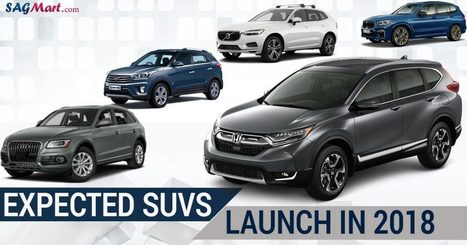List Of Upcoming Suv Cars In India In 2018 2019