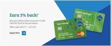 Synchrony Bank Credit Cards >> My Sam S Club Credit Card Login S