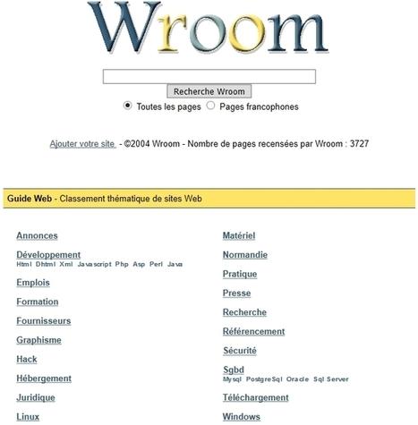 2017 : un projet de moteur de recherche !? | Informatique | Scoop.it