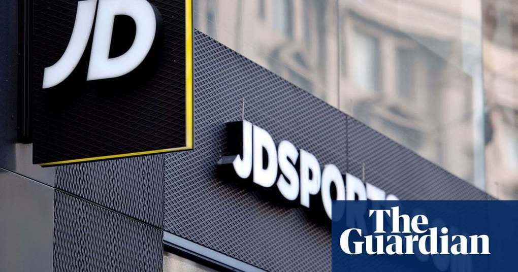 JD Sports sales race ahead despite high street