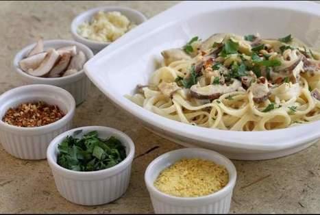Vegan Linguine Is Hearty, Meaty   My Vegan recipes   Scoop.it