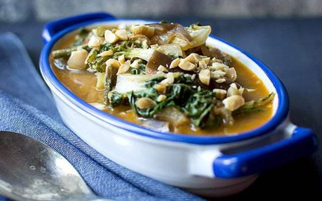 Kare-Kare: Filipino Peanut Sauce Stew [Vegan, Gluten-Free] | The Key is Veganism | Scoop.it