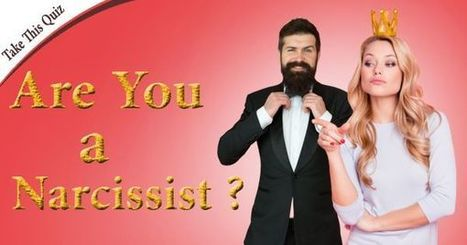 Dating en narcissist quiz