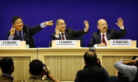 Indian elections to begin on 7 April | Global Politics - Yemen | Scoop.it