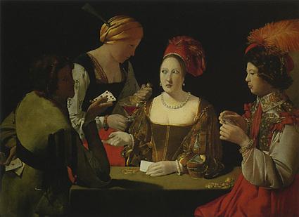 30 janvier 1652 mort de Georges de la Tour | Racines de l'Art | Scoop.it