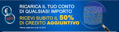 50% omaggio sul costo delle investigazioni e informazioni commerciali | Fidélitas | Scoop.it