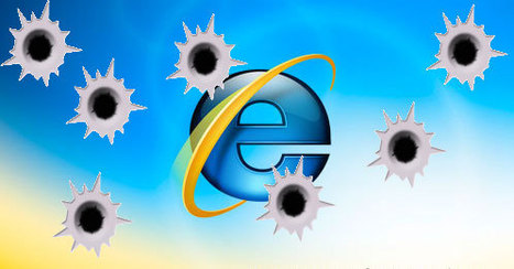 Every single Internet Explorer at risk of drive-by hacks until Patch Tuesday | IT Security | Scoop.it