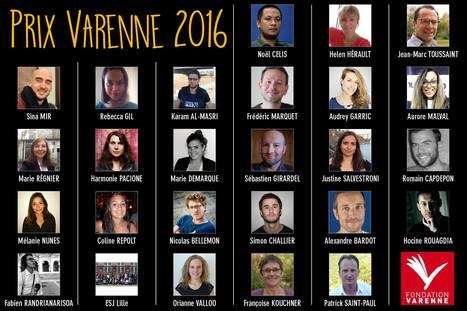 Le prix Varenne récompense un journaliste de l'AFP à Alep | DocPresseESJ | Scoop.it