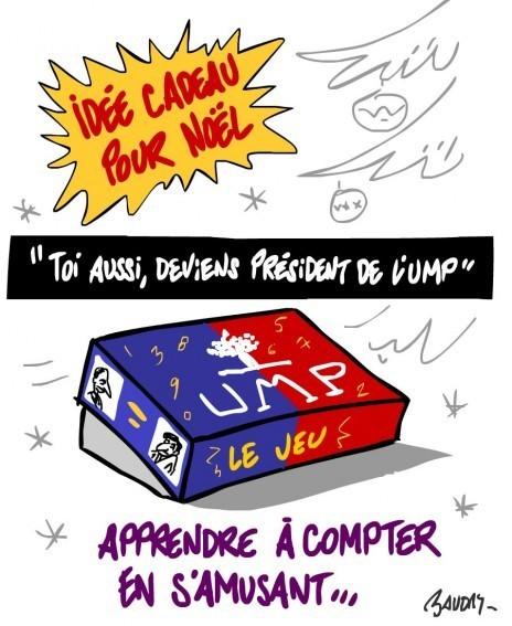 UMP: une idée cadeau pour les fêtes! | 694028 | Scoop.it