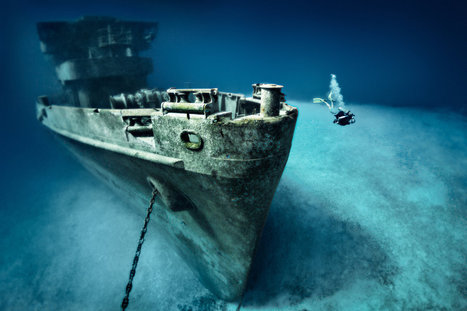 The world's best shipwrecks to explore | ScubaDiving | Scoop.it