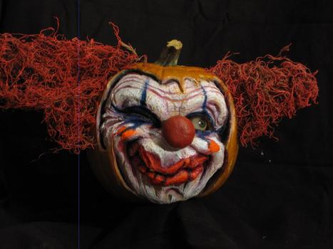 Sculpture | Jon Neill Pumpkin Carving Demonstration | Designer's Resources | Scoop.it