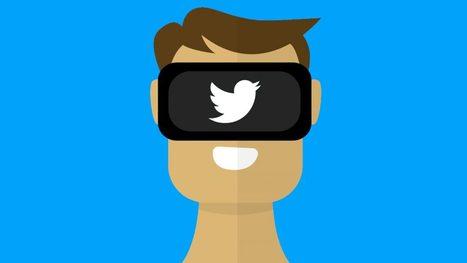 Twitter se zambulle en VR y AR, y contrata a ex-diseñador de Apple para dirigir el nuevo equipo | eSalud Social Media | Scoop.it