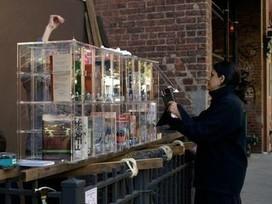 Little Free Libraries Take Manhattan!   Knowledge Brokering   Scoop.it