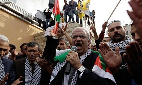 Palestinian negotiator rejects claims of back door deals with Israel | Coveting Freedom | Scoop.it