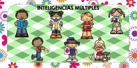 186 actividades para desarrollar las inteligencias múltiples -Orientacion Andujar | Recursos Primaria en Scoop.it | Scoop.it