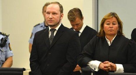 Anders Behring Breivik Found Sane and Sentenced to Prison | More @SteveBeste | Scoop.it