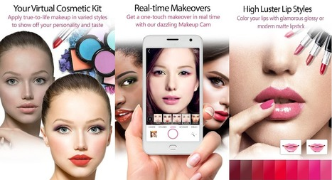 Free YouCam Makeup - Selfie Camera & Magic Makeover APP APK Download for Android