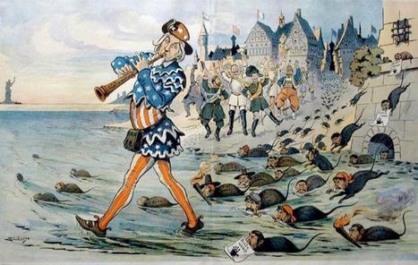 L'Europe et ses réfugiés politiques au XIXe siècle   Nouvelle Donne   Scoop.it