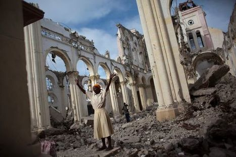 Haiti Photos Then and Now: 5 Years After Earthquake, Much Rebuilding Remains | Geography, History, SOSE | Scoop.it