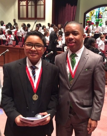 Students call for compassion and radical love at annual MLK oratorical contest | digital divide information | Scoop.it