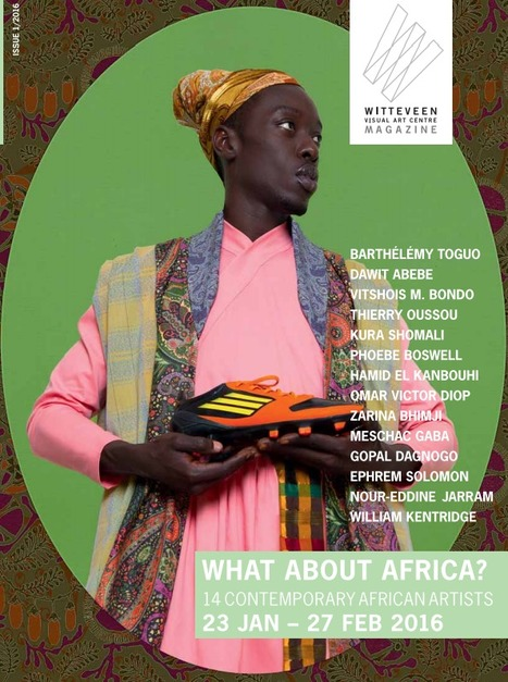"EXPOSITION | ""What About Africa?"" – 14 artistes africains contemporains à Amsterdam 