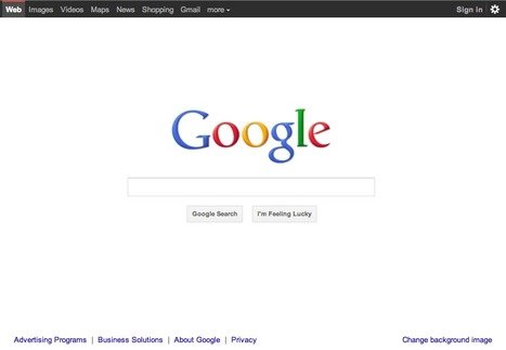 Official Google Blog: Evolving the Google design and experience | Internet Consumer behaviors | Scoop.it