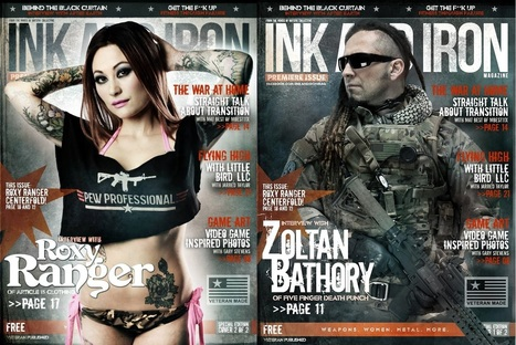 Ink and Iron Magazine – Issue 1 – Free Download | Airsoft Showoffs | Scoop.it