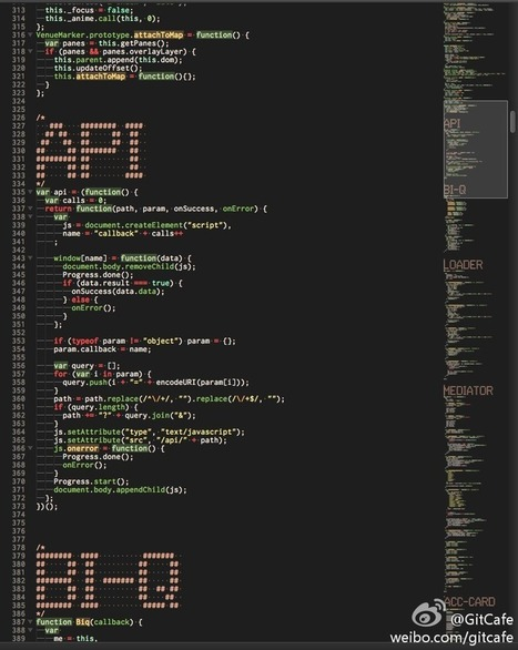 Use ASCII art in sublime text | O(klogk) | ASCII Art | Scoop.it