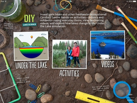 Four STEM Tools to Get Kids Learning and Exploring Outdoors | Homeschooling High School | Scoop.it