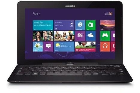 Samsung critique vertement Windows 8 et Microsoft - MacGeneration | Actualité high-tech et techno | Scoop.it