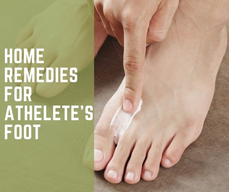 9 Useful Home Remedies For Athlete's Foot That